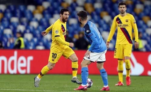 Барселона – Наполі. Текстова трансляція матчу