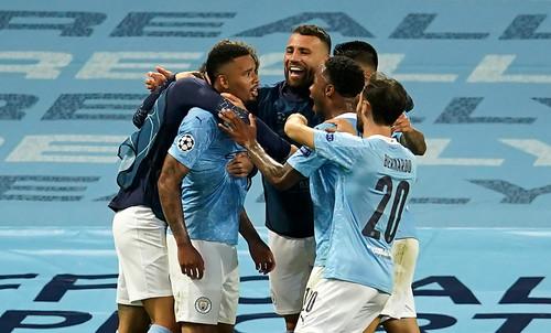 Манчестер Сити снова обыграл Реал и вышел в 1/4 Лиги чемпионов