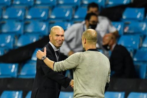 Зинедин ЗИДАН: «Пока я остаюсь тренером Реала. А Варана не за что корить»