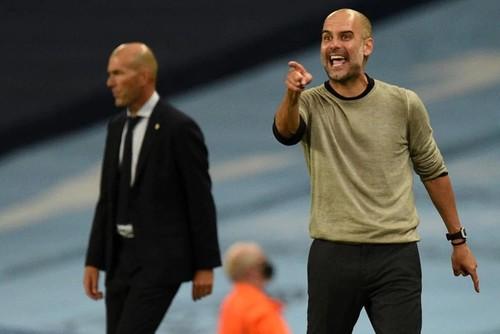 ГВАРДІОЛА: «Виграли у Реала обидва матчі. Зідан ще не програвав у плей-оф»