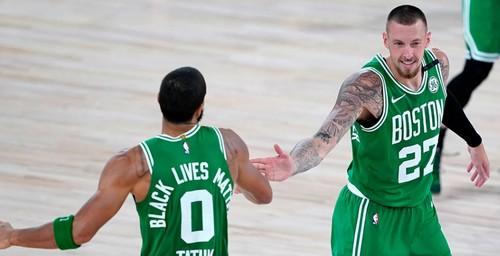 НБА. 6 очков Леня не спасли Сакраменто от поражения, победа Бостона
