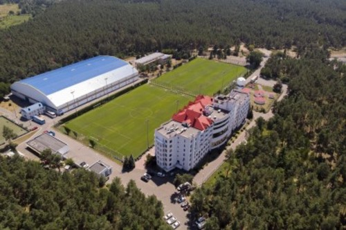 Динамо проведе контрольний матч з Десною