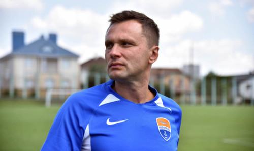 Наставник Маріуполя Остап Маркевич навчався у Зідана і Вальверде
