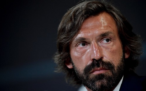 Найближчим часом Пірло представлять в якості нового тренера Ювентуса