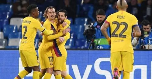 Чи врятує Барселона сезон? Стартовий склад на матч з Наполі