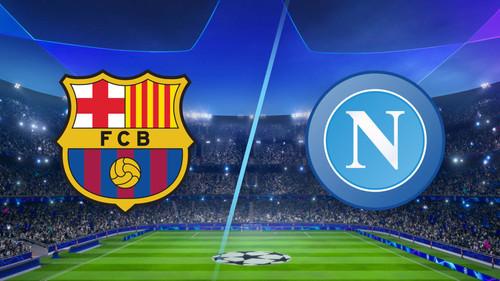 Барселона – Наполи. Видео голов и обзор матча (обновляется)