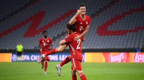 Бавария опять разгромила Челси и вышла в четвертьфинал Лиги чемпионов