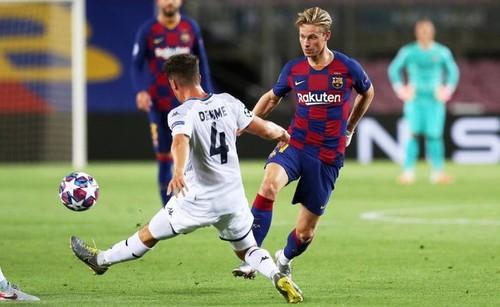 Следом за Баварией. Барселона переиграла Наполи в ответном поединке