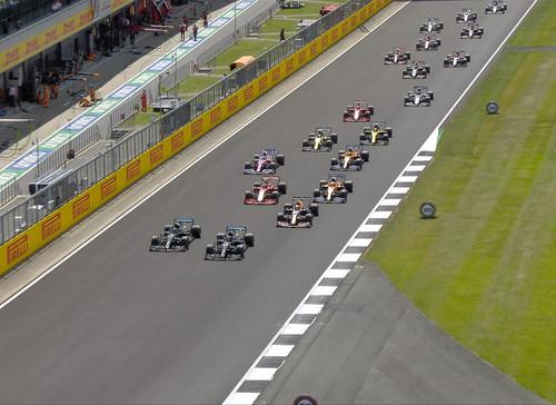 Формула-1. Гран-при 70-летия F1. Текстовая трансляция