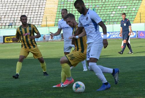 ПФК Львов сыграл вничью с тернопольской Нивой в контрольном поединке