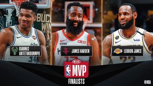 Стали відомі номінанти на всі індивідуальні нагороди в НБА
