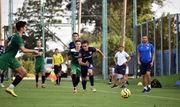 Мариуполь обыграл аматорский клуб в дебютном матче Остапа Маркевича