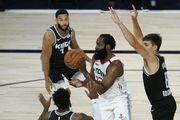 НБА. 4 очка Леня не спасли Сакраменто от поражения от Хьюстона