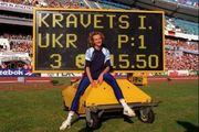 ВИДЕО. 25 лет назад украинка установила мировой рекорд в тройном прыжке