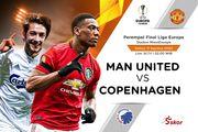 Ман Юнайтед – Копенгаген. Фред у основі. Стартові склади на 1/4 фіналу ЛЄ