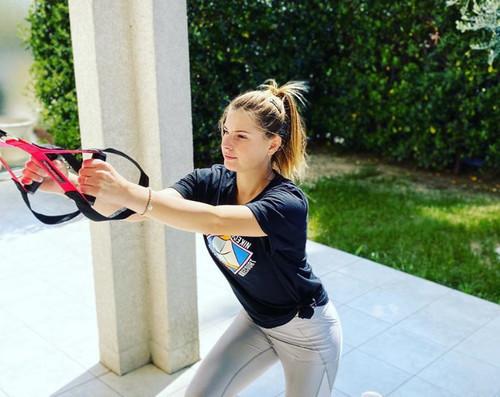 Катаріна ЗАВАЦЬКА: «Готуюся до хардового сезону і US Open»