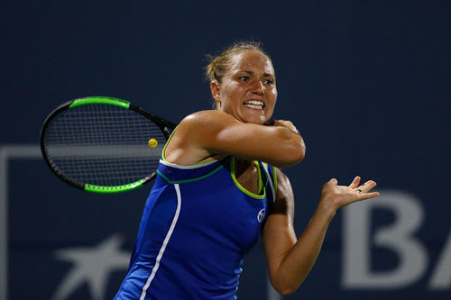 Катерина Бондаренко не сумела пробиться в финал квалификации турнира в США