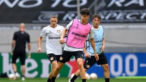 Где смотреть онлайн матч Лиги Европы Интер Милан – Байер