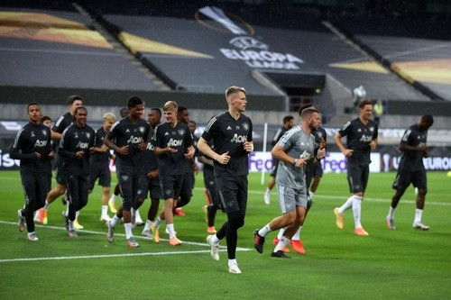 Де дивитися онлайн матч Ліги Європи Манчестер Юнайтед – Копенгаген