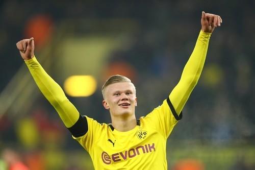 Холанд сменил игровой номер в Боруссии Дортмунд