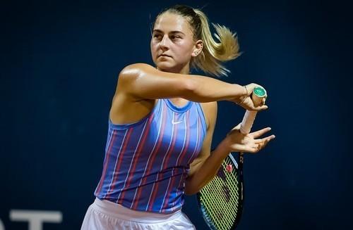 Марта КОСТЮК: «Несмотря на счет, матч не казался мне таким уж простым»