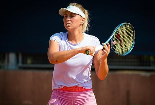 Марта Костюк впервые выиграла матч, не отдав сопернице ни одного гейма