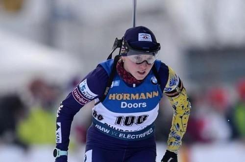 Дар'я БЛАШКО: «Багато топових біатлоністів починали з «дна» Кубка світу»