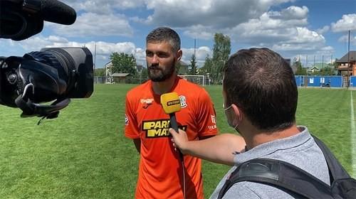 Артем КИЧАК: «Краще помилитися тут, ніж в офіційних матчах»