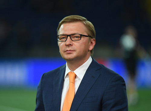 ПАЛКІН: «Ми вже в еліті футболу Європи. Шахтар на 16-му місці рейтингу»