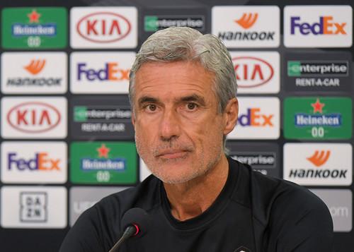 КАШТРУ: «У наших головах тільки Базель. Буде складний матч. Шанси 50 на 50»