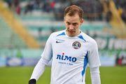 ОФІЦІЙНО: Татарков перейшов зі Львова у Ворсклу
