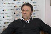 Вячеслав ЗАХОВАЙЛО: «Шахтер должен выйти в полуфинал Лиги Европы»