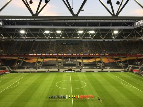 Интер – Байер – 2:1. Видео голов и обзор матча
