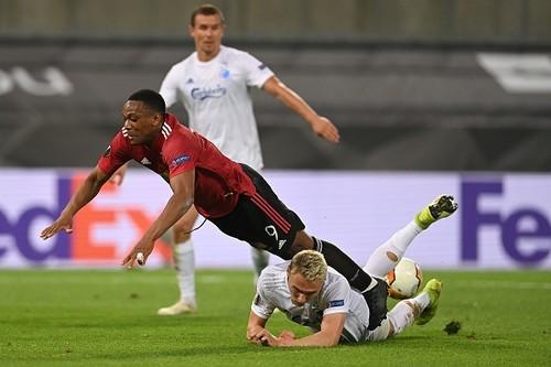 ВІДЕО. Ман Юнайтед забив з пенальті в екстратаймі проти Копенгагена