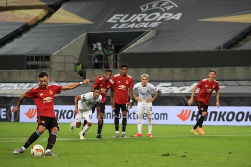 Пенальти в овертайме. Ман Юнайтед дожал Копенгаген и вышел в полуфинал ЛЕ