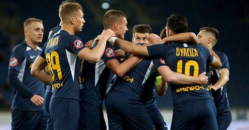 Дніпро-1 обіграв Зорю в контрольному матчі