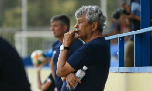 Динамо програє Десні після першого тайму контрольного матчу