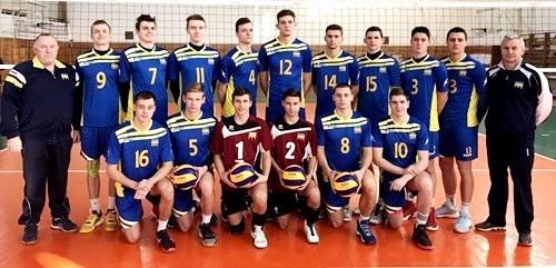 Сборная Украины U-20 начала подготовку к финальной части Евро-2020