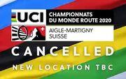 ОФИЦИАЛЬНО. Чемпионат мира по велоспорту-2020 отменен