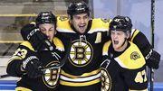 НХЛ. Победы Бостона и Колорадо, поражения Вашингтона и Монреаля