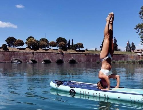 ВІДЕО. Доротея Вірер показала шикарний відпочинок у Венеції