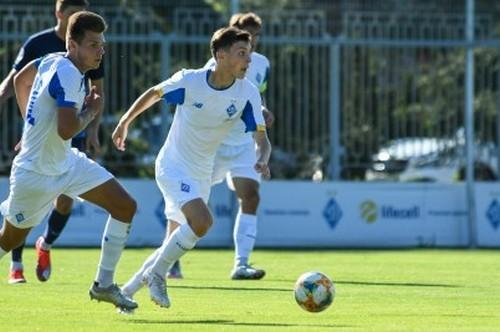 Динамо U-21 проведе товариський матч із Чайкою