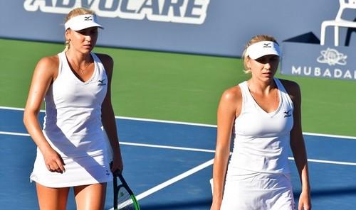 Сестри Кіченок зіграють на турнірі в Нью-Йорку