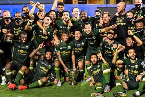 ВІДЕО. Екс-гравець Металіста виграв чемпіонат MLS