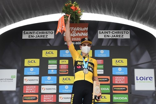 Критериум Дофине. Ван Арт выиграл первый этап