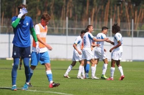 Динамо U-19 сыграет с Любомиром