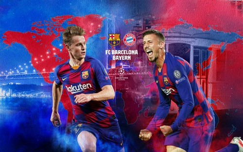 Барселона – Бавария. Эксперты верят в гол Левандовски и проход Баварии