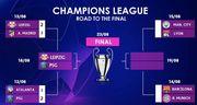 Драма в Лиссабоне. Известна первая полуфинальная пара Лиги чемпионов