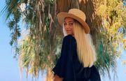 ФОТО. Прекрасная Дарья Билодид на Средиземном море