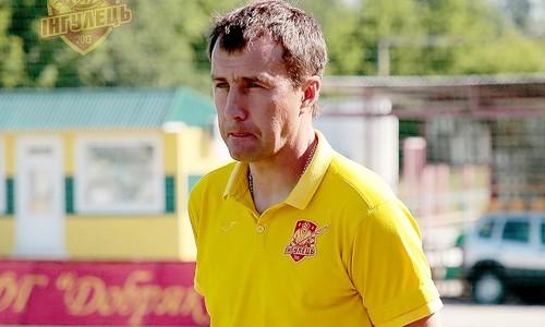 Лавриненко - Тренер сезону у Першій лізі